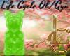 LC:  Green Apple Prego