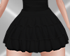 Short skirt | Black