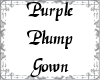 [R] Purple Plump Gown