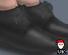 ⚓' Black Shoes.