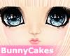 Bunnycakes Bobble Chibi
