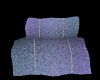 lavender  silver cussion