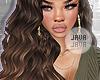 J | Justina brunette