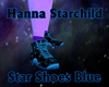 Star Shoes blue