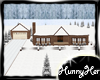 Winter Country Home Smal