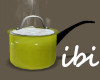 ibi Boiling Pot Yellow