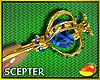 Gold Scepter Sapphire