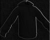 90's hoodie black