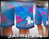 J* Stripes Shorts V4