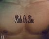 EJ| RideOrDie Tattoo