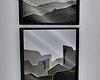 Minimalist Hanging Frame