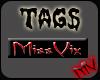 (MV) MissVix Tag