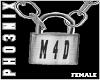 !PX M4D LOCK *CUST*