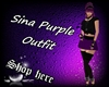 Sina purple Outfit