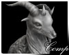 Capricorn Statue