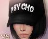 {VS} Psycho - Black