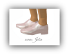 Mens Pink Shoe