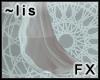 FX: Drapes [snow]