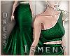 [Is] Gala Bow Emerald