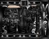 V' +Cyber Goth Pants+