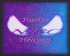 RADIO HEAVEN SIGN