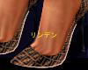 fendi heels on