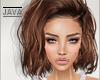 -J- Fleur brunette