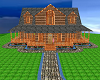 Rustic Log Country Home