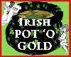 Irish Pot 'O Gold
