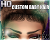 Alzea baby hair 2