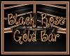 Black Rose Gold Bar