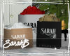 !SB SarahB Shopping Bags