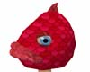 Red Fish Head