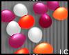 IC  Pride Balloons Lesbi