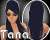 Black/Blue Lorna