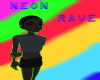 (F) Neon Rave Skin Glow