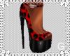 *G* Leopard Red Heels