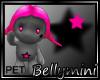{BM} Neon Pinky Gigeli