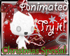 Snowman Dancing Pet