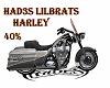 40%HAD3S LILBRATS HARLEY