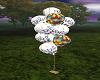 Autism Balloon Display