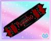 Red Psycho Collar F