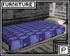 *P Medieval Bed Tardis