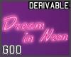 Neon Sign Pink Omni