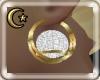 MC Diamond Globe Earings