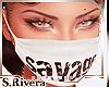 SR* Savage mask w
