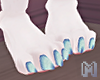 CHIOU Green Foot Claws F