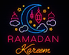 !N Ramadan Sign