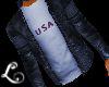 xo*USA Man Top & Jacket