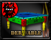 ~R DERIV Vintage Table